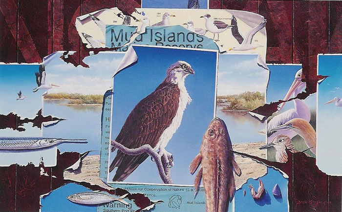 Mud Islands Inhabitants